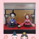 ルルベちゃんの雛人形お披露目????